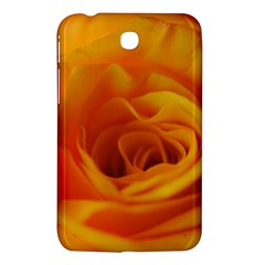 Yellow Rose Close Up Samsung Galaxy Tab 3 (7 ) P3200 Hardshell Case