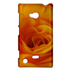 Yellow Rose Close Up Nokia Lumia 720 Hardshell Case
