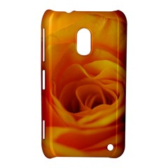 Yellow Rose Close Up Nokia Lumia 620 Hardshell Case