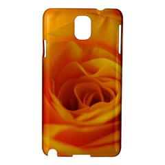 Yellow Rose Close Up Samsung Galaxy Note 3 N9005 Hardshell Case