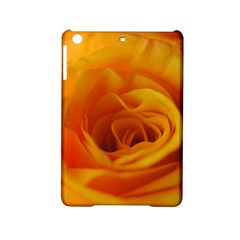 Yellow Rose Close Up Apple Ipad Mini 2 Hardshell Case