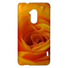 Yellow Rose Close Up HTC One Max (T6) Hardshell Case