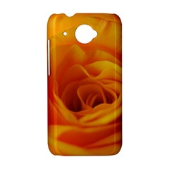 Yellow Rose Close Up HTC Desire 601 Hardshell Case