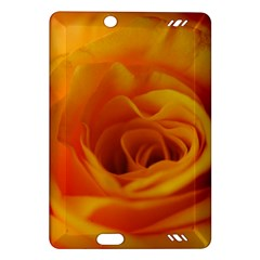 Yellow Rose Close Up Kindle Fire HD 7  (2nd Gen) Hardshell Case