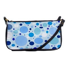 Bubbly Blues Evening Bag