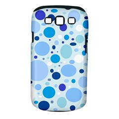 Bubbly Blues Samsung Galaxy S Iii Classic Hardshell Case (pc+silicone)