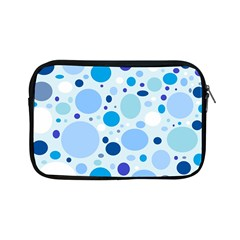 Bubbly Blues Apple iPad Mini Zippered Sleeve
