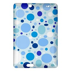 Bubbly Blues Kindle Fire Hd 7  (2nd Gen) Hardshell Case