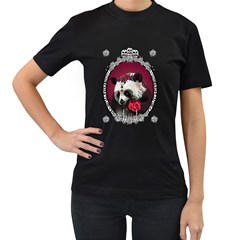 mi amigo Women s T-shirt (Black)