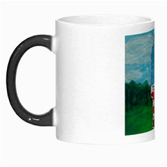 Painted Flag Big Foot Aust Morph Mug