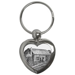 Sugarcreek ` Ave Hurley   Artrave    Key Chain (heart)