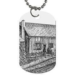 Sugarcreek ` Ave Hurley - ArtRave -  Dog Tag (One Sided)