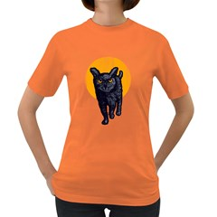 MEOWL Women s T-shirt (Colored)