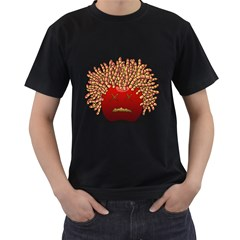 Little Medusa Men s T Shirt (black)
