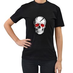 Cranium Women s T-shirt (Black)