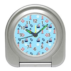 Sailing The Bay Desk Alarm Clock