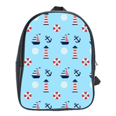 Sailing The Bay School Bag (Large)