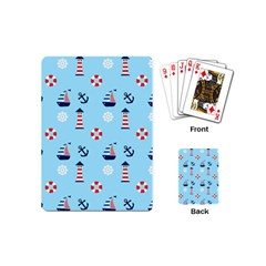 Sailing The Bay Playing Cards (Mini)