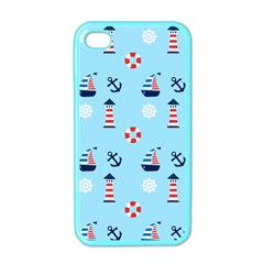 Sailing The Bay Apple Iphone 4 Case (color)
