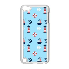 Sailing The Bay Apple iPod Touch 5 Case (White)