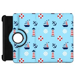 Sailing The Bay Kindle Fire HD 7  (1st Gen) Flip 360 Case