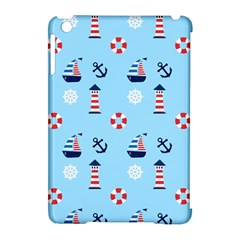 Sailing The Bay Apple iPad Mini Hardshell Case (Compatible with Smart Cover)