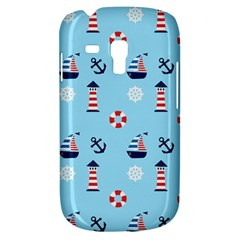 Sailing The Bay Samsung Galaxy S3 MINI I8190 Hardshell Case