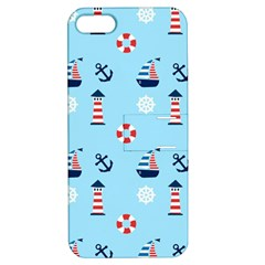 Sailing The Bay Apple iPhone 5 Hardshell Case with Stand