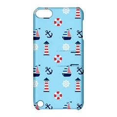 Sailing The Bay Apple Ipod Touch 5 Hardshell Case With Stand