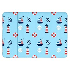 Sailing The Bay Samsung Galaxy Tab 8 9  P7300 Flip Case