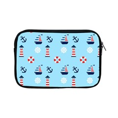 Sailing The Bay Apple iPad Mini Zippered Sleeve