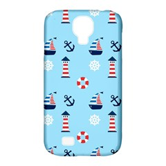 Sailing The Bay Samsung Galaxy S4 Classic Hardshell Case (PC+Silicone)