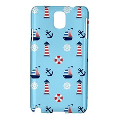 Sailing The Bay Samsung Galaxy Note 3 N9005 Hardshell Case
