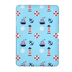 Sailing The Bay Samsung Galaxy Tab 2 (10.1 ) P5100 Hardshell Case