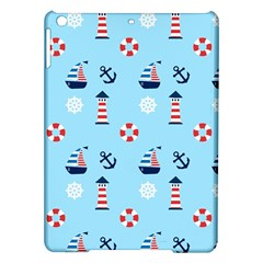 Sailing The Bay Apple iPad Air Hardshell Case