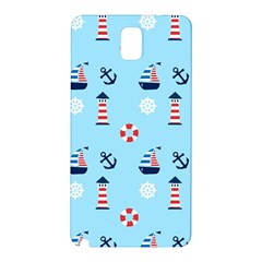 Sailing The Bay Samsung Galaxy Note 3 N9005 Hardshell Back Case