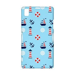Sailing The Bay Sony Xperia Z1 L39H Hardshell Case