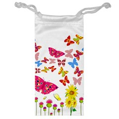 Butterfly Beauty Jewelry Bag
