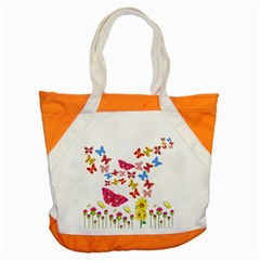 Butterfly Beauty Accent Tote Bag