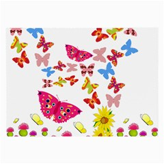Butterfly Beauty Glasses Cloth (large)