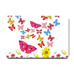 Butterfly Beauty Small Door Mat
