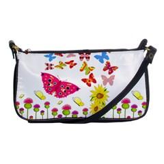 Butterfly Beauty Evening Bag
