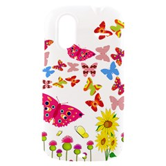 Butterfly Beauty HTC Amaze 4G Hardshell Case