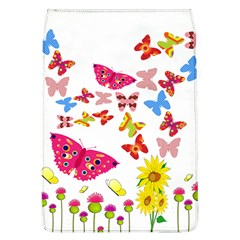 Butterfly Beauty Removable Flap Cover (Large)