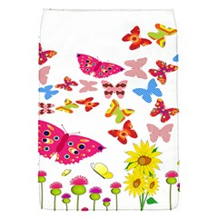 Butterfly Beauty Removable Flap Cover (Small)