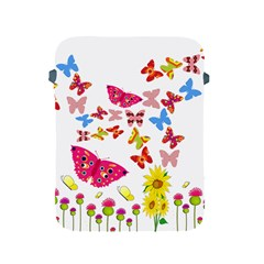 Butterfly Beauty Apple iPad Protective Sleeve