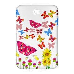 Butterfly Beauty Samsung Galaxy Note 8.0 N5100 Hardshell Case