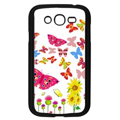 Butterfly Beauty Samsung Galaxy Grand DUOS I9082 Case (Black)