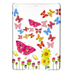 Butterfly Beauty Apple iPad Air Hardshell Case