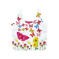 Butterfly Beauty Reusable Bag (S)
